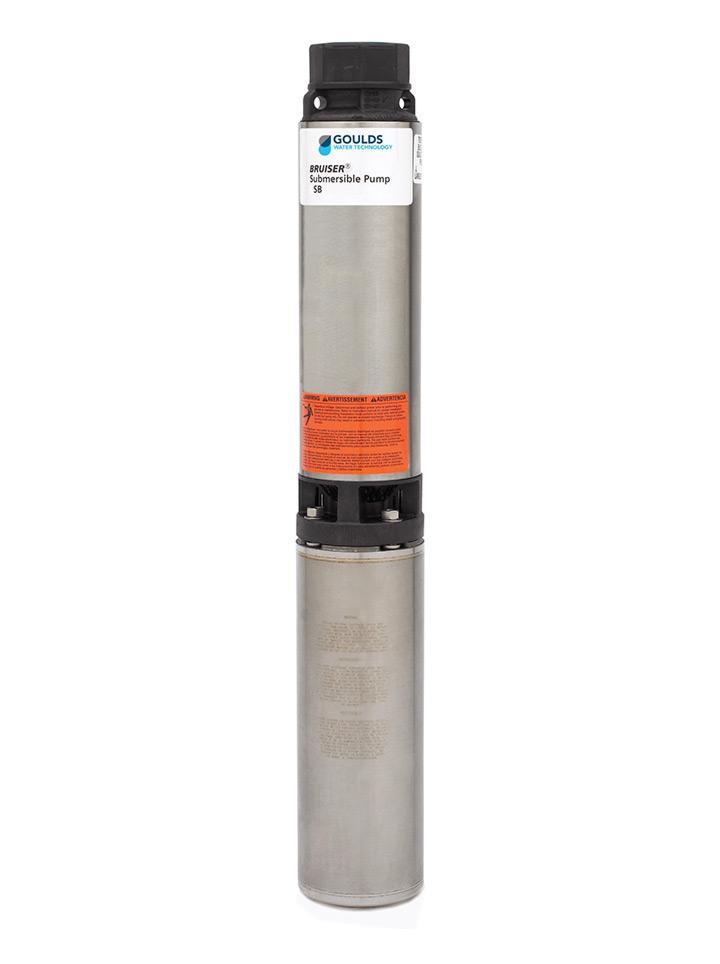 GOULDS SB Bruiser Submersible Well Pump | MD Pumps