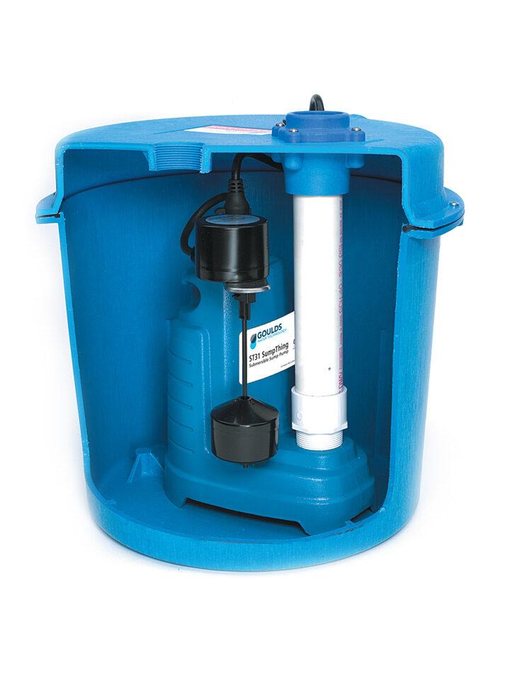 Goulds Sds1 Sink Drain System Pump Basin Packages Md Pumps