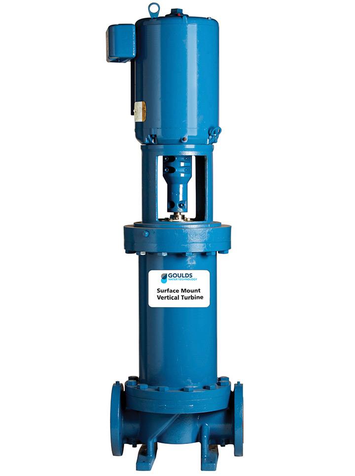 goulds vertical jet pump diagram