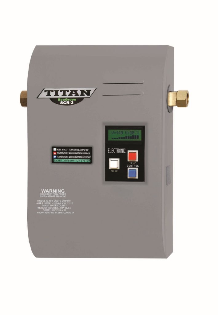 Titan Scr3 Electronic Tankless Water Heater