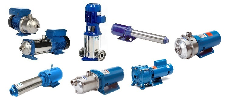 Goulds Multi-Stage Pumps